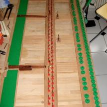 Plateau du clavier après - le clavier piano - vevey - montreux - riviera -