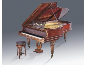 piano à queue pleyel - Pleyel - palissandre - piano occasion - piano villeneuve - rosewood - accordage piano - accordage piano lausanne