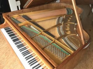 Piano Steinway - Steinway M170 - Steinway Occasion - piano à queue steinway - steinway en bois - Steinway for sale